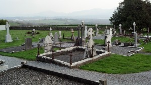 Cemetery at Aghadoe