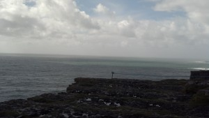 Aran Islands overlook