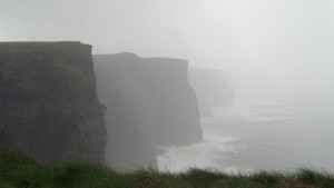 Cliffs of Moher: mistiest edition