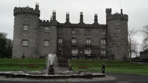 Kilkenny castle front