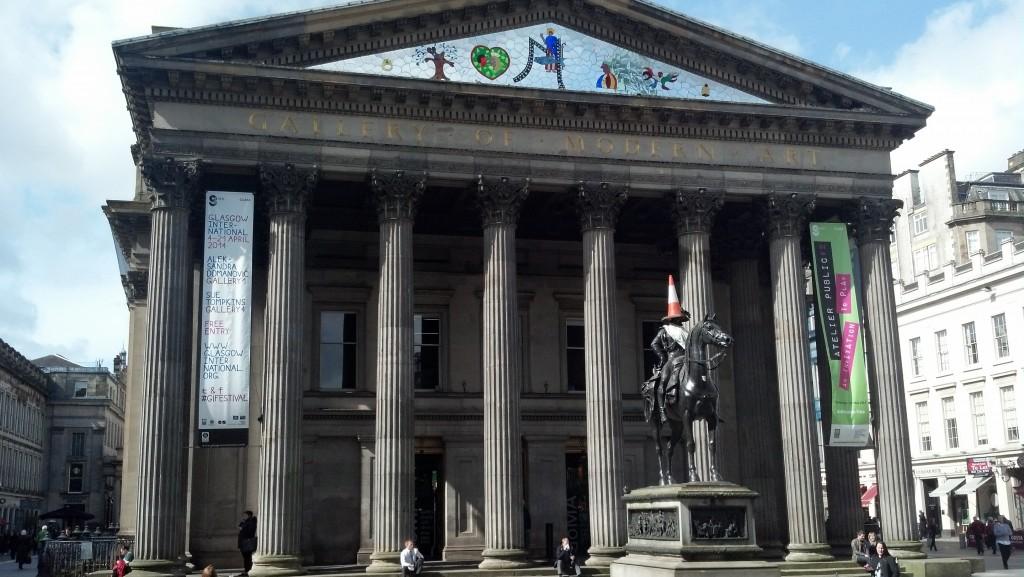 GOMA in Glasgow
