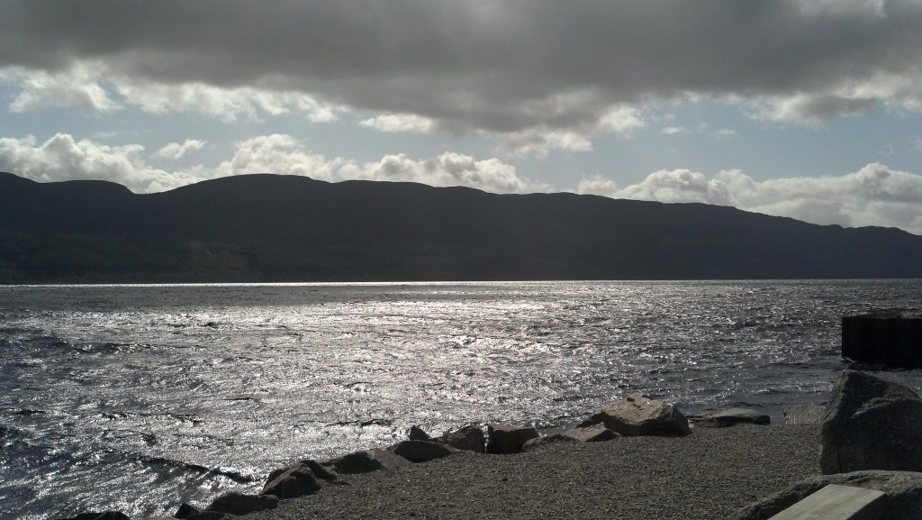 Loch Ness Shore