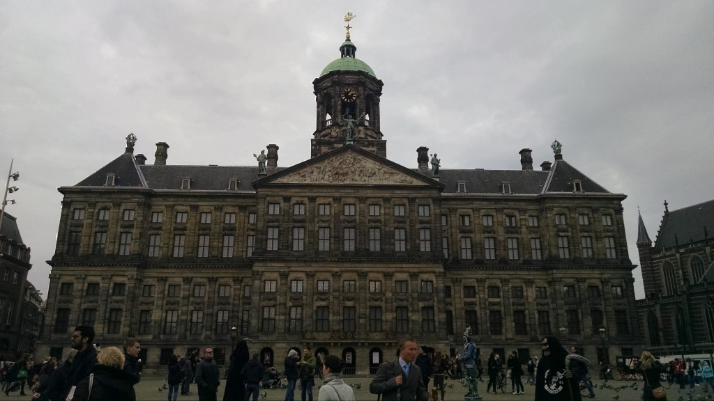 Grand Palace of Amsterdam