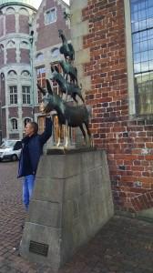 Famous statue