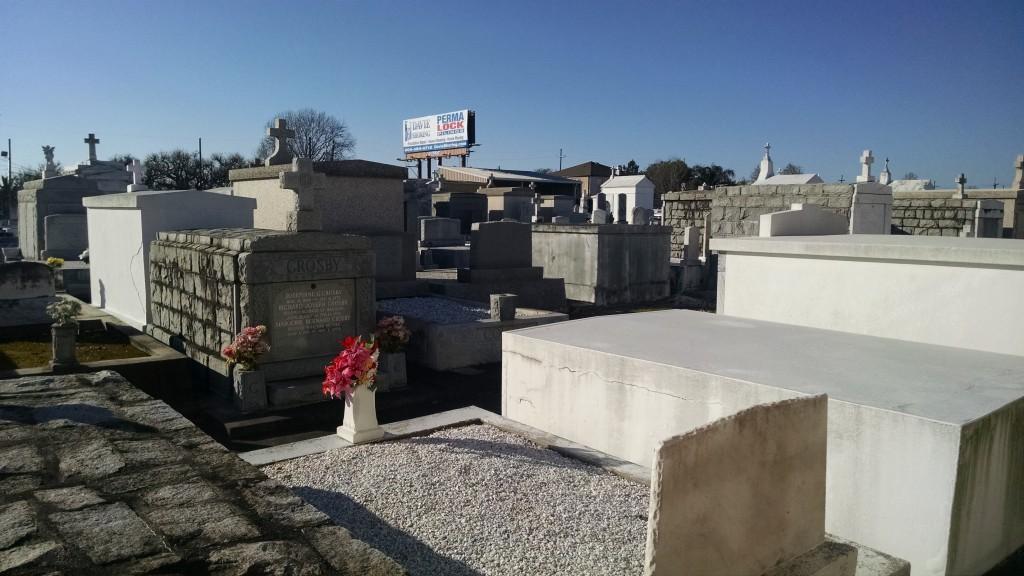 Cemeteries in NOLA