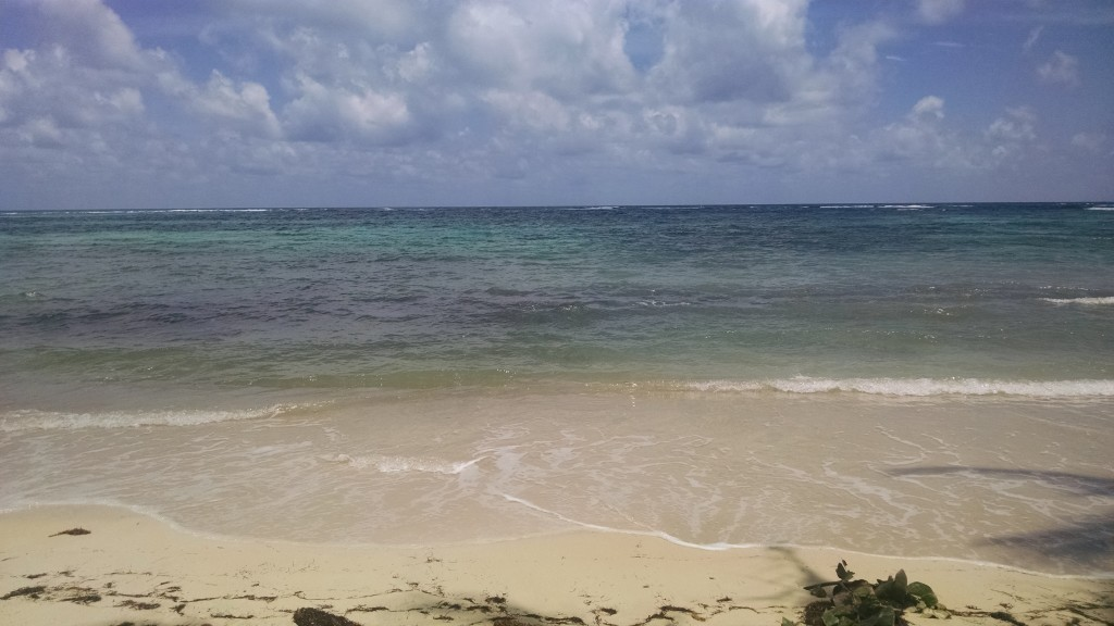 Little Corn Island Beach