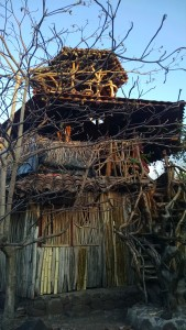Treehouse on Ometepe Island