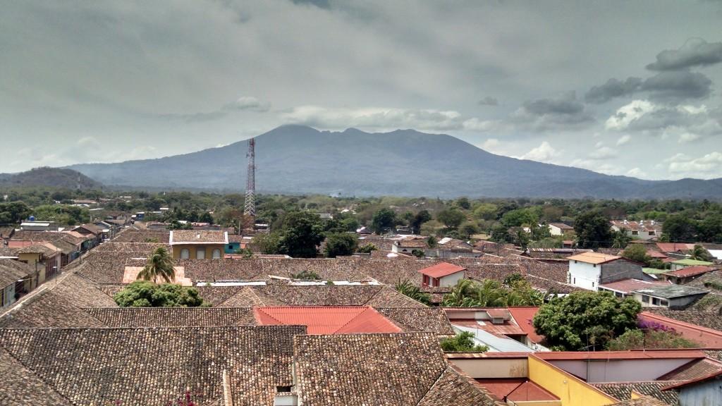 Volcano in Granada
