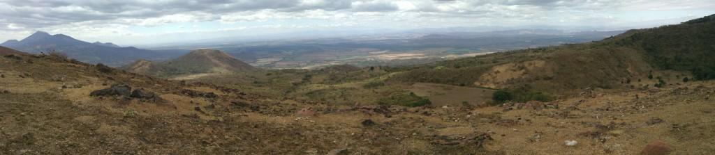 View from Telica overlook
