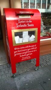Santa lives in Iceland