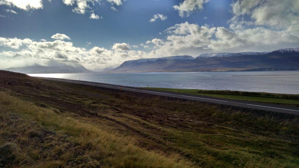 Drive to Akureyri