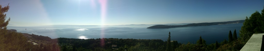 View from Marjan