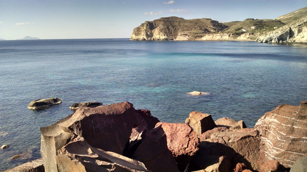 Cape of the Red Beach