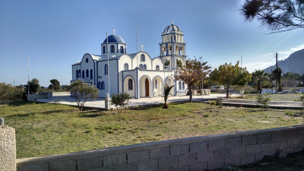 Random church I walked by like 12 times