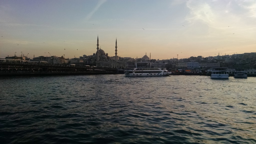 Bosphorus Cruise Sunset