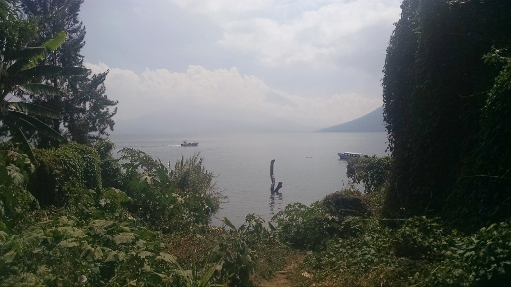 San Marcos on Lake Atitlan