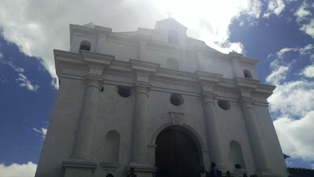Church in chichi