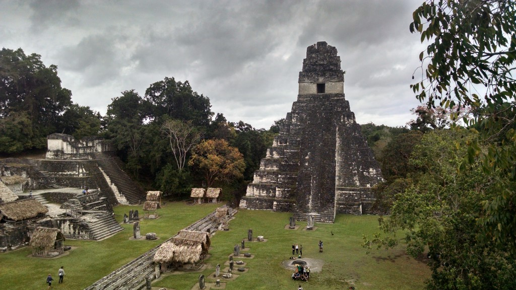 Your classic Tikal picture