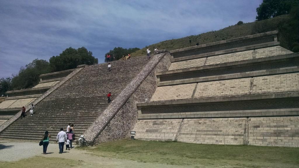 The Great Pyramid of Cholulua