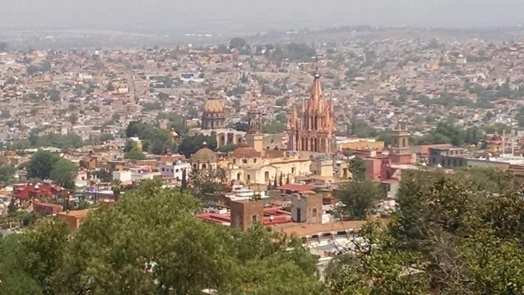 el Mirador to San Miguel de Allende