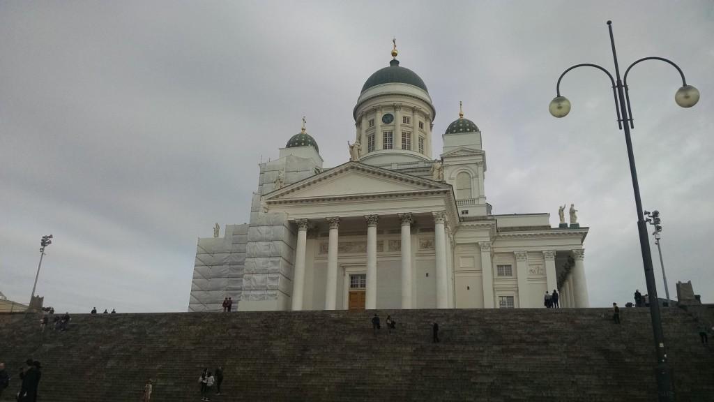 Cathedral at Senate Square
