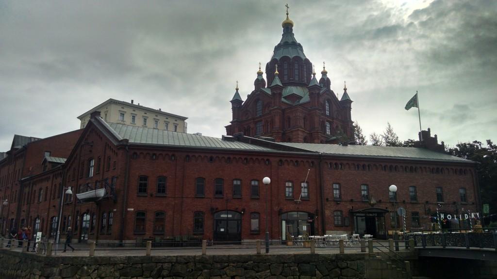 Church in Helsinki