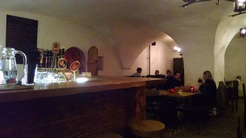PORGU Bar in Tallinn