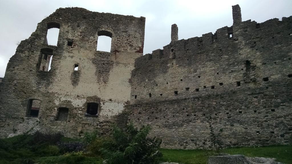 Castle in Haapsalu