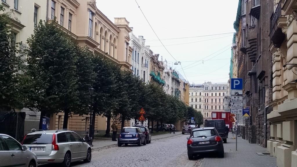 Alberta iela (Albert Street)