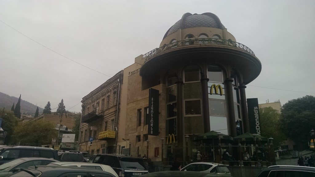 McDonald's in Tbilisi