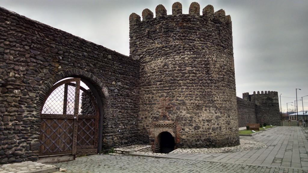 Kvareli fortress