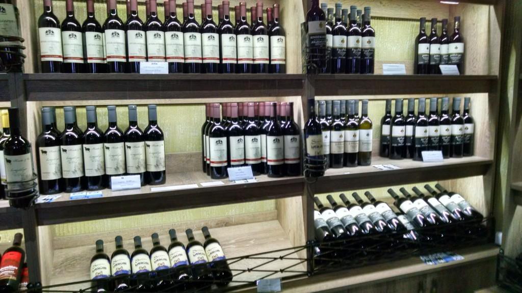 Winery in Kvareli