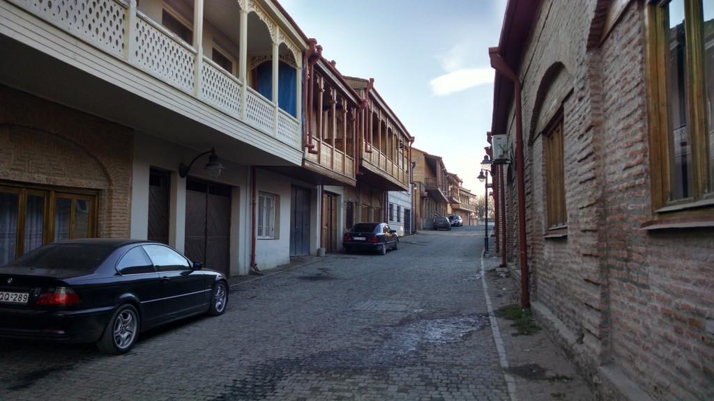 Old Street in Telavi