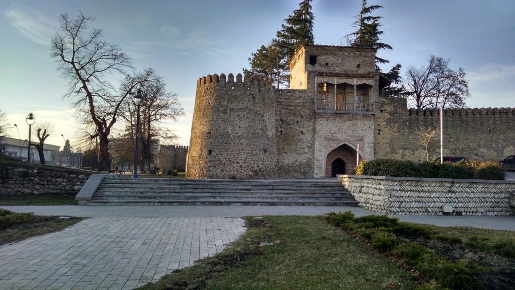 Fortress in Telavi