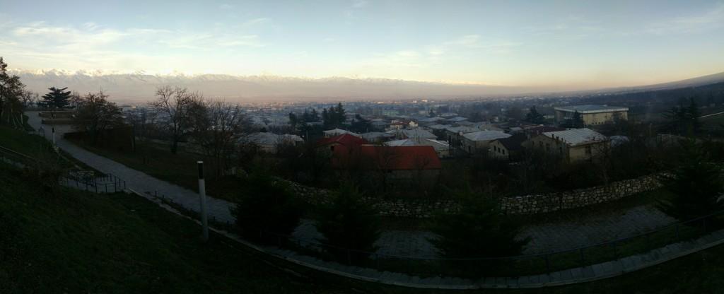 View of Telavi