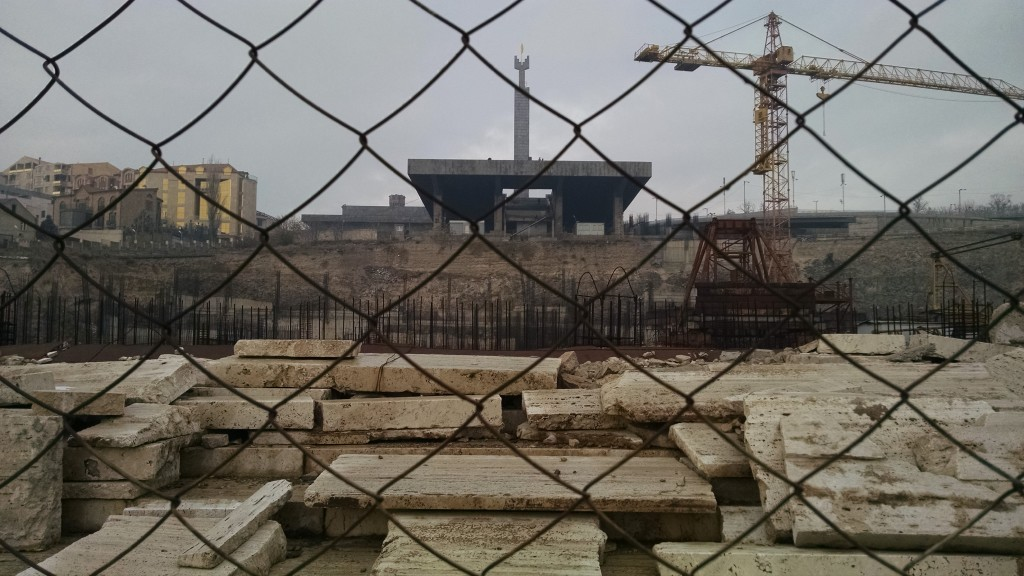 Incomplete Cascade construction