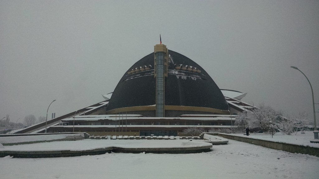 Sports Complex in Yerevan