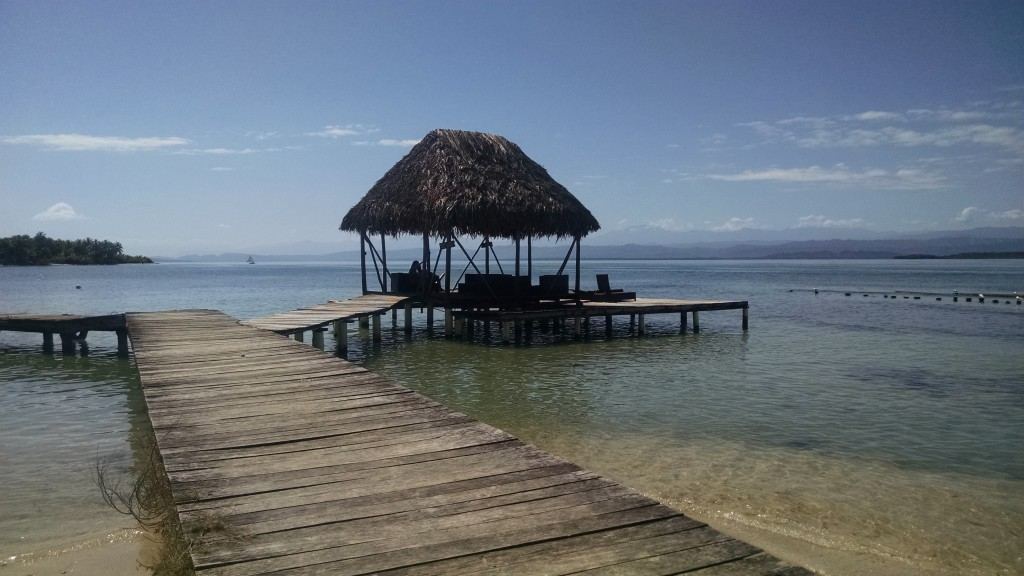 Hut in Bocas Del Toro
