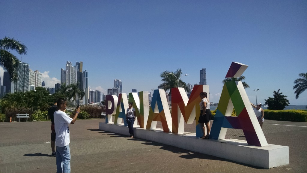 Panama Sign