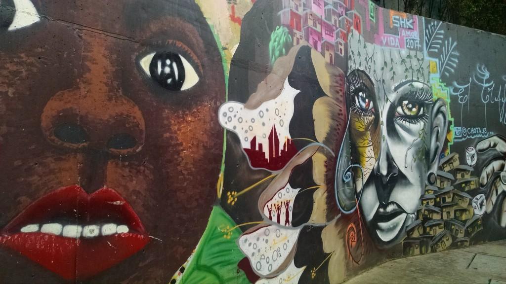 Comuna 13 EGraffiti