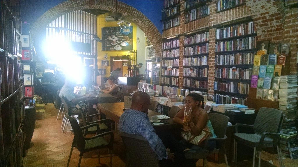 Library / Coffee Shop in Cartagena