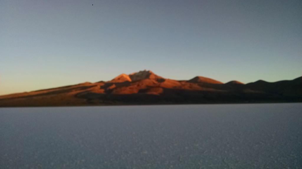 Salt Flats, Salar de Uyuni