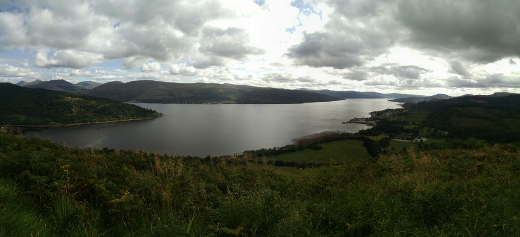 Hike near Inverness Castle