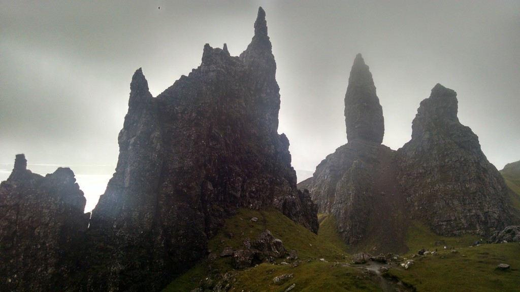 Old Man of Storr - Skye, Scotland