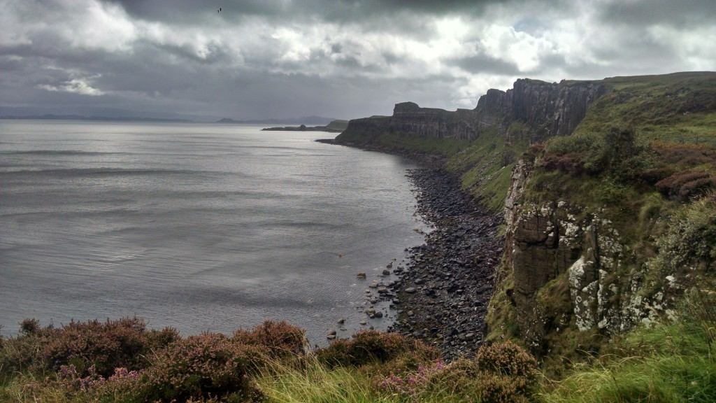 View from Kilt Rock, Skye