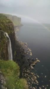 Kilt Rock - Skye, Scotland