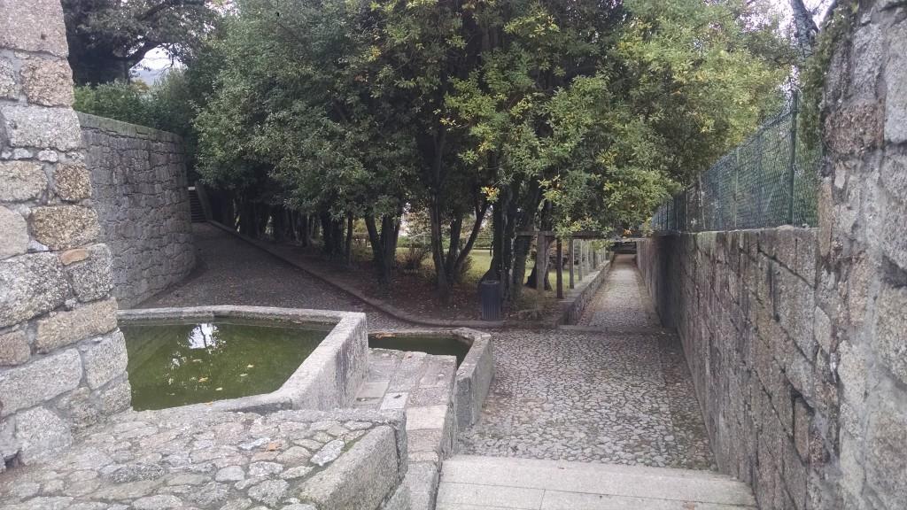 Streets in Guimarães