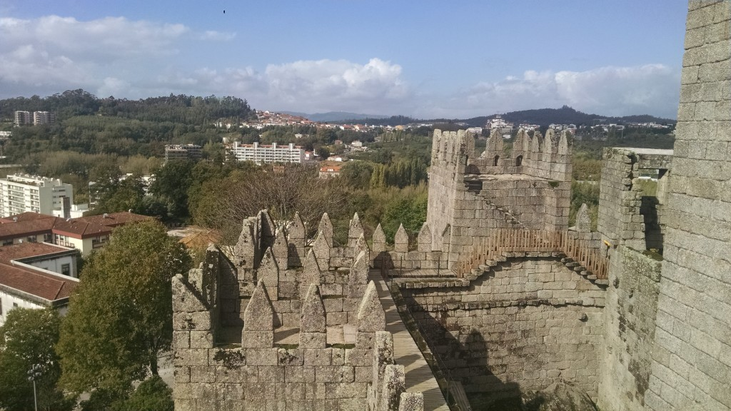 Castle in Guimarães