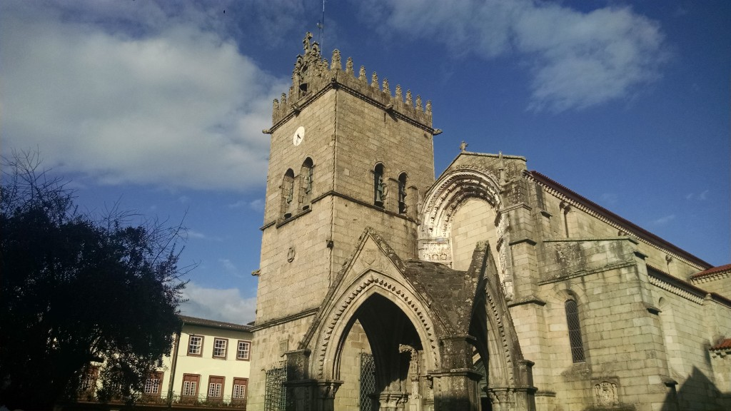 Cathedral in Guimarães
