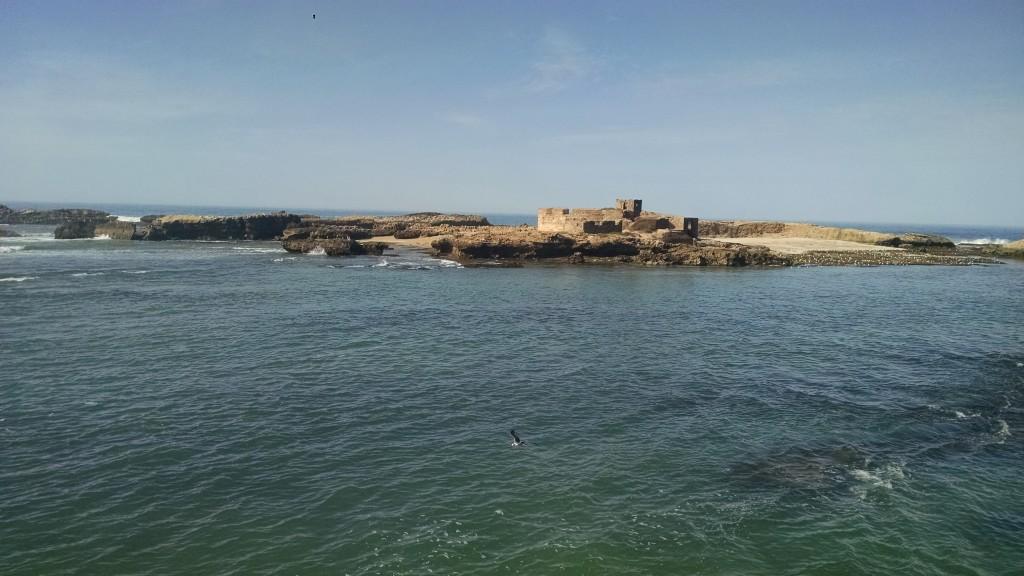 Ocean in Essaouira